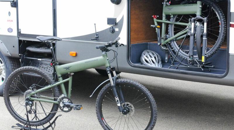 mtb bicicleta plegable