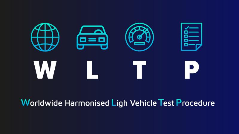 Logotipo de WLTP (Worldwide Harmonised Ligh Vehicle Test Procedure)