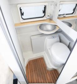 Font Vendome Terra Nova 5 plazas homologadas WC