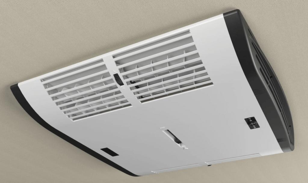 AIRE ACONDICIONADO PLEIN-AIRCON 12V - Vista interior
